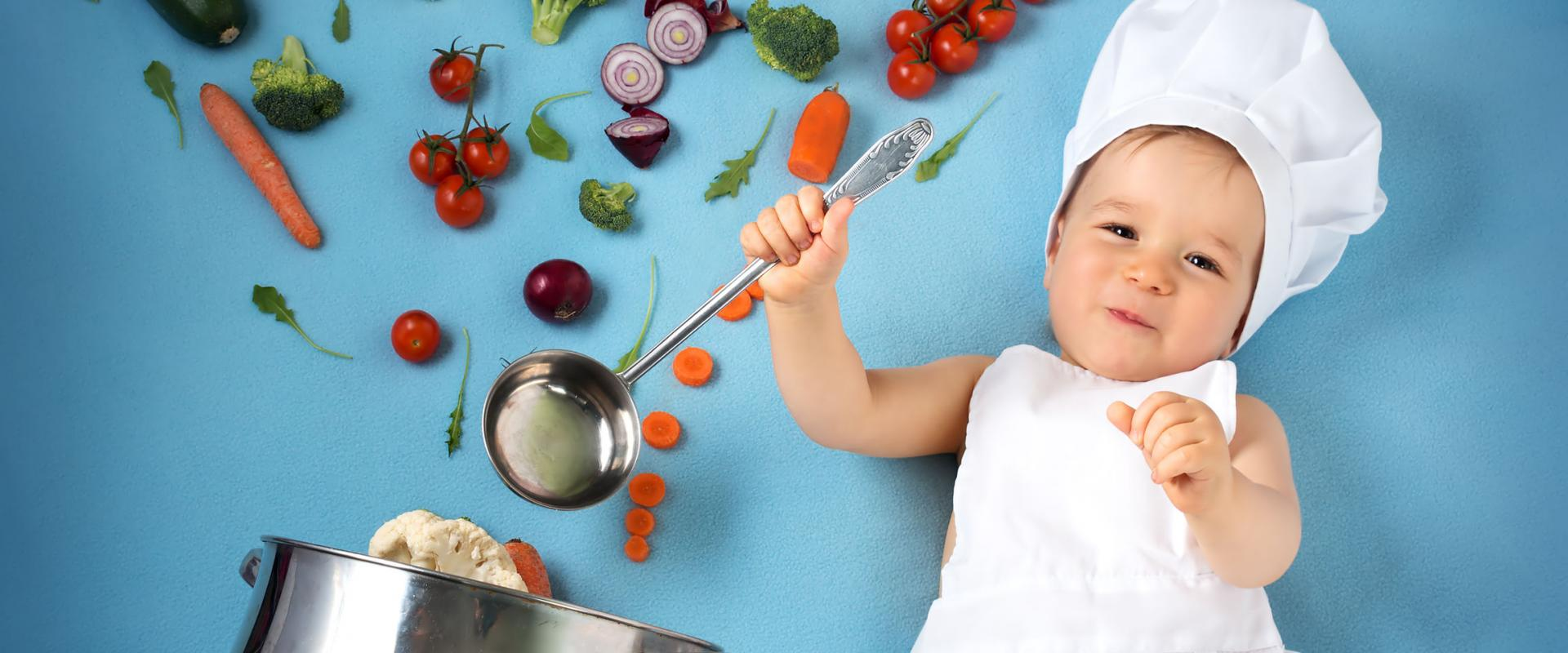 Designing a Healthy Food for Toddlers
