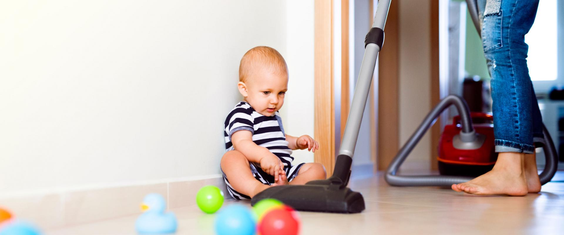 The Right Way to Clean Baby Toys