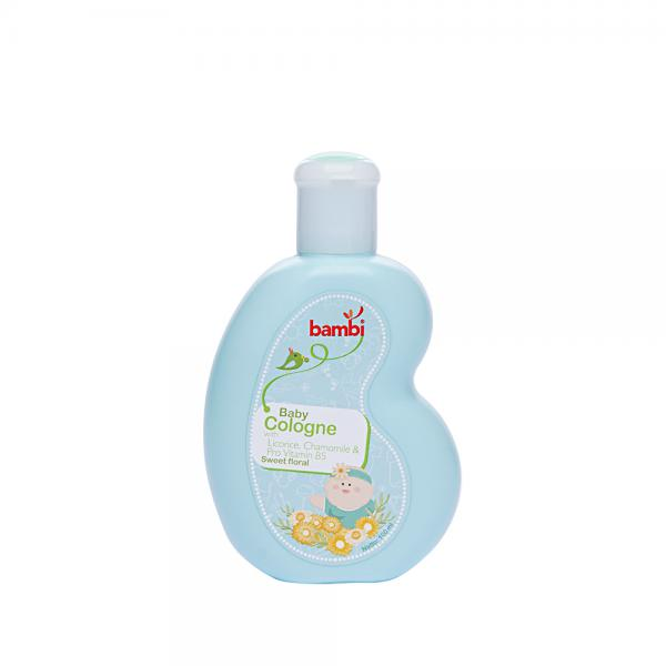 Bambi Baby Cologne Sweet Floral
