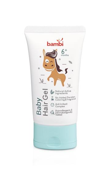 Bambi Baby Hair Gel